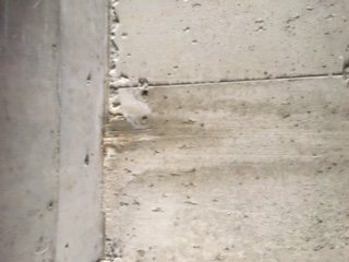 Complaint-review: Sotramont - Defective membrane on deck infiltrating water into the common area underground garage. Photo #2