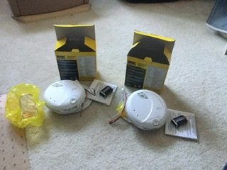 Complaint-review: Rona Canada - Will not refund 2 DEFECTIVE smoke detectors because they were installed